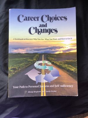Career choices and changes textbook for Sale in Tampa, FL