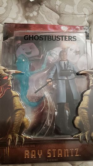 Collectors edition 6 inch Ray Stantz Ghostbusters action figure for Sale in Mesa, AZ