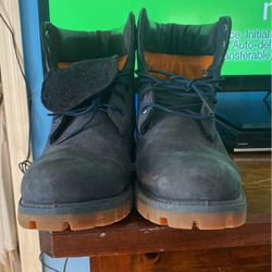 Navy Blue Timberland Boots for Sale in Lithia Springs,  GA