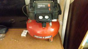 Porter-Cable 150 psi compressor for Sale in Greenville, SC