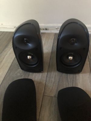Polk Audio TL3 Satellite Speakers for Sale in Los Angeles, CA
