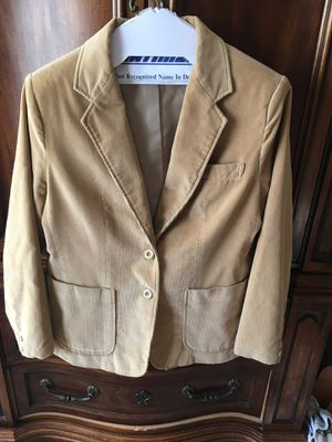 New woman's corduroy jacket/blazer size XL18 for Sale in Fresno, CA