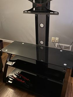 TV stand with TV Mount for Sale in Portland,  OR