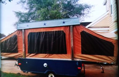 Pop Up Camper Remodelado Very Good Condittions for Sale in Houston,  TX