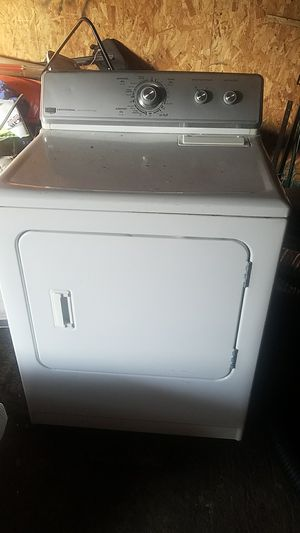 maytag dryer for Sale in Tacoma, WA