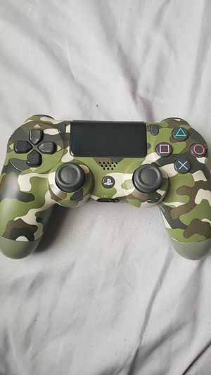 Ps4 camo controller for Sale in Danville, PA
