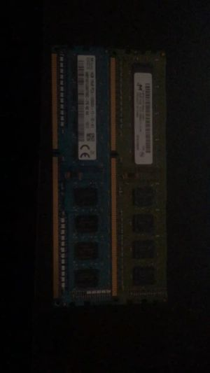 4GB ram sticks for desktop computers for Sale in NJ, US