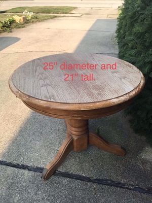 Coffee/End table. for Sale in Des Plaines, IL