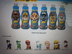 Water drinks for kids, sold my case only , toy attached to each bottles. Disney cartoons ask me for wholesale prices for Sale in Schaumburg, IL
