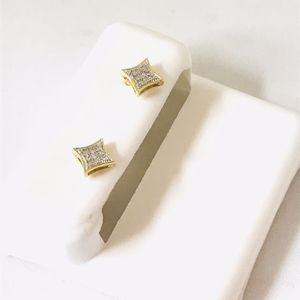 10Kt Gold and Diamond earrings available on special offer for Sale in Indianapolis, IN