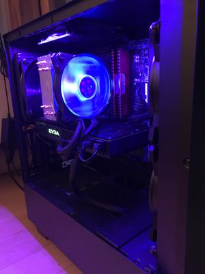 Gtx 1080 water cooled gaming pc for Sale in McLean, VA