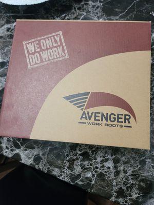 Avenger work boots for Sale in Brandon, FL