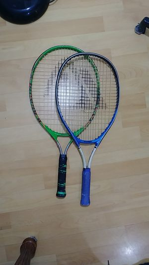 23 inch junior tennis racquets for Sale in Fort Lauderdale, FL