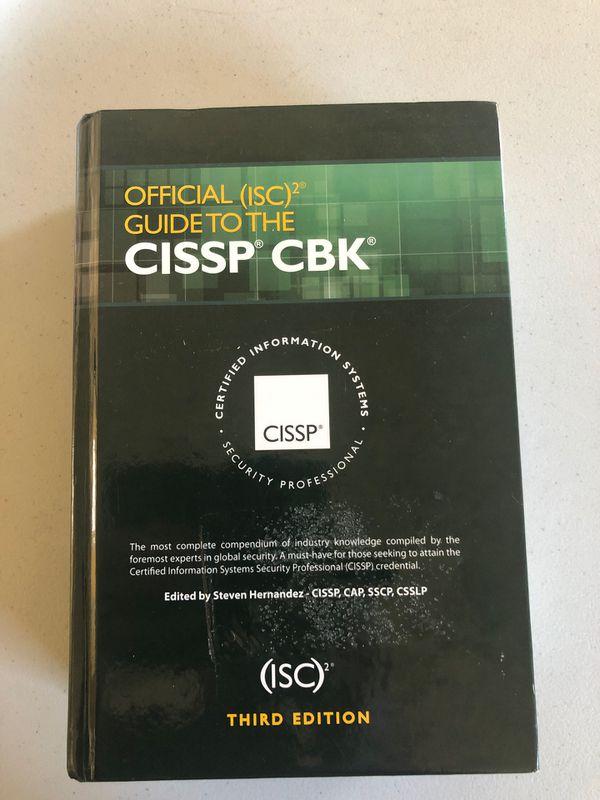 CISSP CBK Certification
