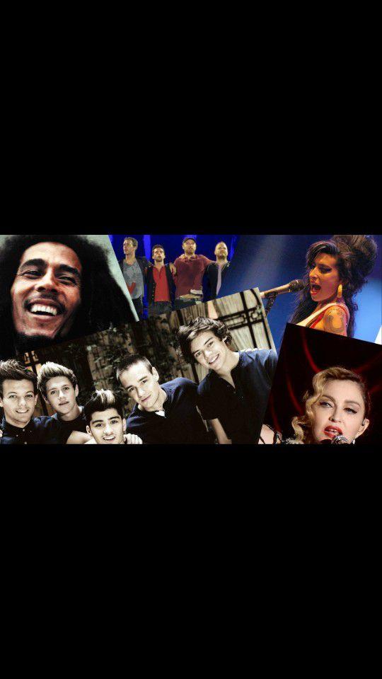 Videos musicales y karaokes