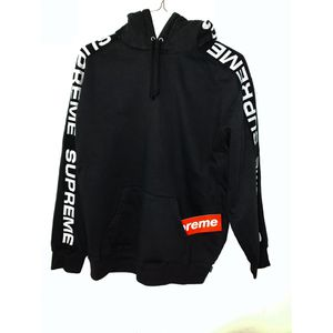 Supreme Metallic Rib Hoodie Size L for Sale in Cary, NC