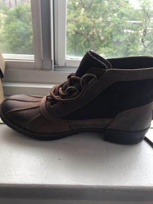 Ugg brown weather boots brand new size 8 women's for Sale in Arlington, VA