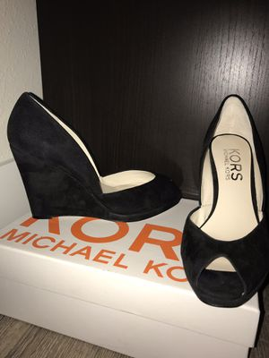 Michael Kors wedges for Sale in Nashville, TN