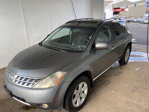 2007 Nissan Murano sl awd for Sale in New Britain, CT