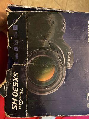 Canon powershot sx530 HS for Sale in Phoenix, AZ