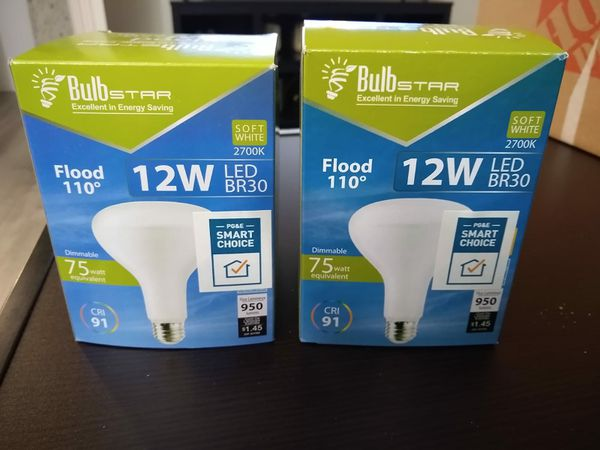 2 bulbs in $2.