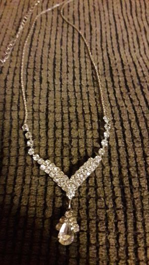 Vintage tear drop necklace for Sale in Pittsburgh, PA