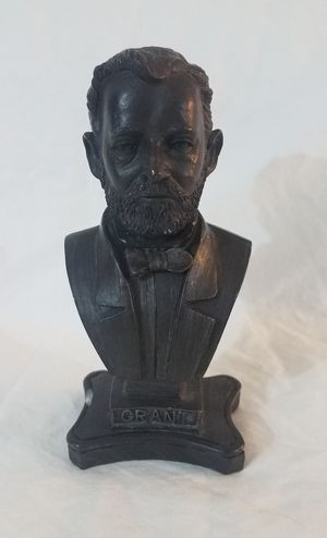 President Grant resin bust figure statue for Sale in Las Vegas, NV