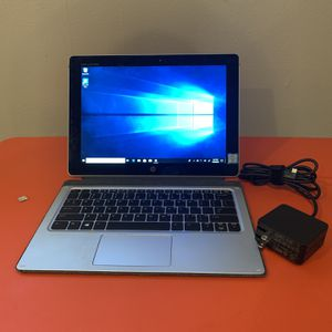 HP Elite X2 2in1 Touchscreen Laptop Windows 10 Pro for Sale in Philadelphia, PA