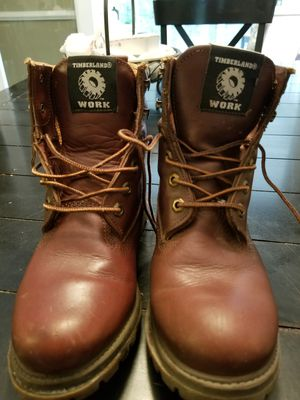 Timberland Work Boots for Sale in Palmetto, GA