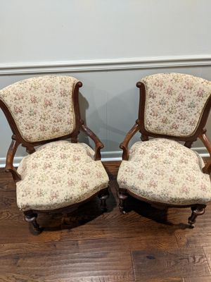 Pair of Antique Chairs for Sale in FX STATION, VA