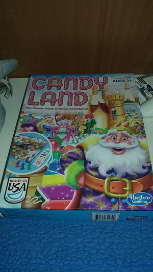 Candy land board game for Sale in Anaheim, CA