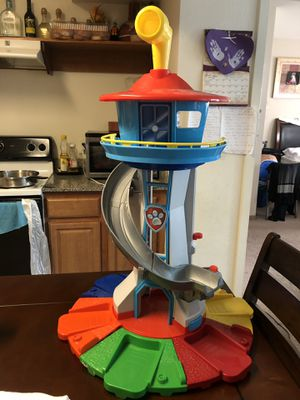 Paw patrol ,toy tower for Sale in San Jose, CA