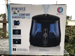 Homedics Total Comfort Humidifier Plus for Sale in Torrance, CA