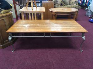 Coffee table for Sale in Big Rapids, MI