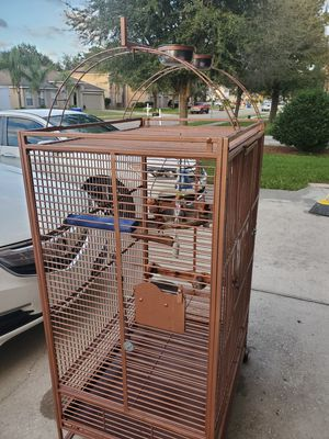 Large bird cage for Sale in Orlando, FL