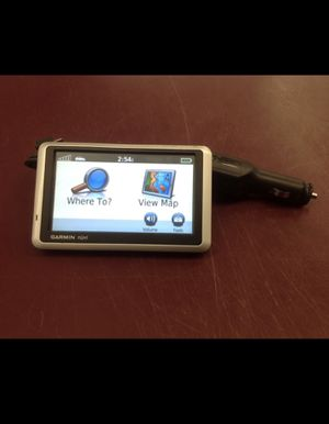 """Garmin gps nuvi 1300 4.5"""" - price is firm for Sale in Columbus, OH"""
