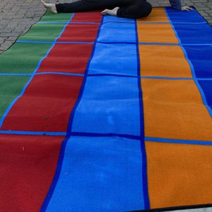 Color Blocks Seating Rug for Sale in Anaheim, CA
