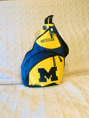 University of Michigan Sling Backpack for Sale in St. Louis, MO
