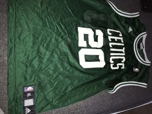 celtics jersey for Sale in Las Vegas, NV