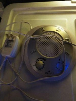 HoMedics SoundSpa Portable Sound Machine for Sale in Miami, FL
