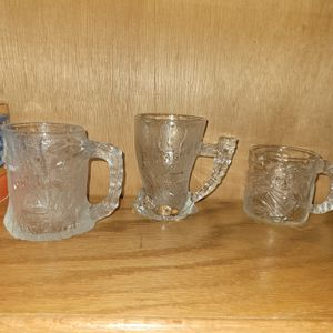 Collectible McDonalds Glass Cups for Sale in Covington, WA