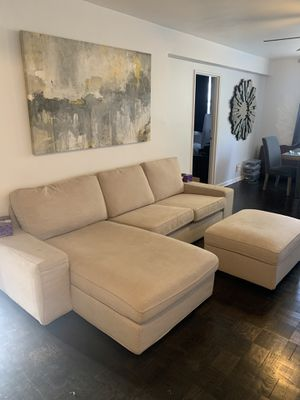 Ikea KIVIK sectional with chaise for Sale in The Bronx, NY