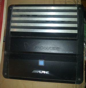 Alpine V-power amp mp450 for Sale in Miami, FL