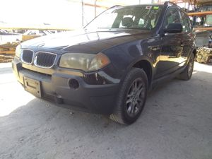 2005 BMW X3 PARTING OUT for Sale in Fontana, CA