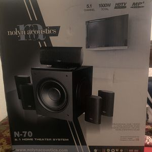 Home Theater System for Sale in Dallas, TX