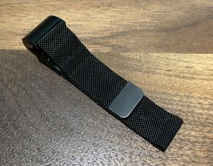 Fitbit Charge 2 Band, Milanese Loop Stainless Steel Metal Bracelet Strap with Magnet Lock for Sale in Alexandria, VA