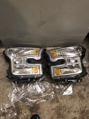 F-150 headlights 2015-2017 for Sale in Port Orchard, WA