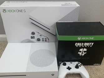xbox one s IN BOX for Sale in North Bend,  WA