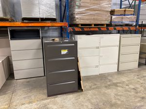 Metal filing cabinets assorted sizes for Sale in Orlando, FL