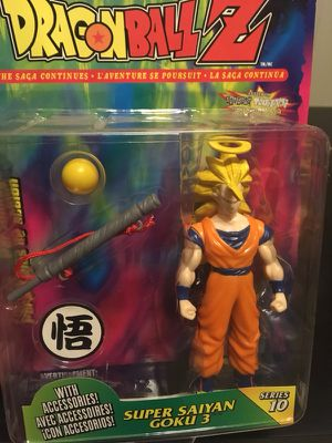 Dragonball Z action figure for Sale in Chandler, AZ
